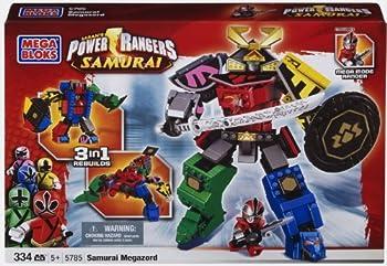Mega Bloks メガブロック Power Ranger パワーレンジャー Samurai MegaZord 【並行輸入品】