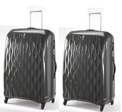 2 Antler Liquis large suitcase plus free gifts! by Antler