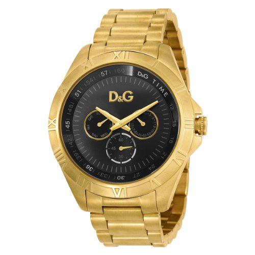 D&G Dolce & Gabbana Men's DW0653 Chamonix Analog Watch