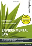 Law Express: Environmental Law (Revision Guide)