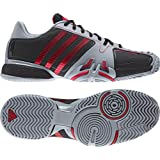 Adidas Barricade 7 Novak Djokovic White grey red by adidas