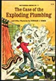 echange, troc Donald J Sobol - The case of the exploding plumbing and other mysteries (Encyclopedia Brown)