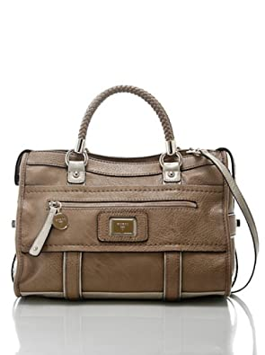 Guess Sac a Main Talina Satchel Stone