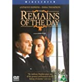 The Remains Of The Day [DVD] [2001]by Anthony Hopkins