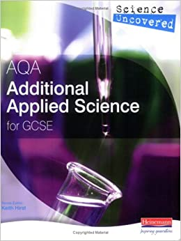 aqa additional applied science coursework See more like this gcse additional applied science (aqa science),gerry blake, jo locke,  gcse additional science aqa workbook - higher (a-g course) by cgp books (paperb 2 product ratings £399  see more like this aqa gcse additional science student book (aqa gcse science 2011),nigel english.