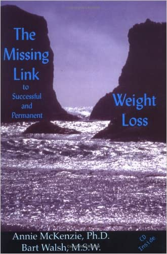 The Missing Link to Successful Weight Loss (Book and hypnosis cd)