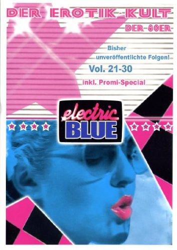 Electric Blue Box,Kult-Erotik-Sex-Serie, Folge 21-30 (5 DVDs) inkl. Promi Specials mit Brigitte Bardot, Marilyn Monroe, Amanda Lear, Jane Mansfield, Raquel Welch
