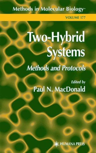 Two-Hybrid Systems: Methods And Protocols (Methods In Molecular Biology)