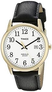 Timex Men's TW2P757009J City Collection Analog Display Quartz Black Watch