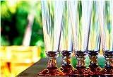 細田 健太郎『リゾート/ビーチバーに並べられたグラス』(額付)限定500枚/アート額装品