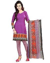 Casual Wear Salwar Kameez Dress Material For Women