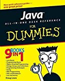 img - for Java All-In-One Desk Reference For Dummies (For Dummies (Computers)) by Lowe (2005) Paperback book / textbook / text book