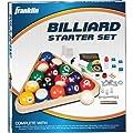 Franklin Sports Billiards Deluxe Starter Kit (Multi-color)