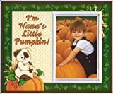 Nana's Little Pumpkin - Halloween Picture Frame Gift