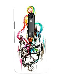 Citydreamz Back Cover for Motorola Moto G Turbo Edition