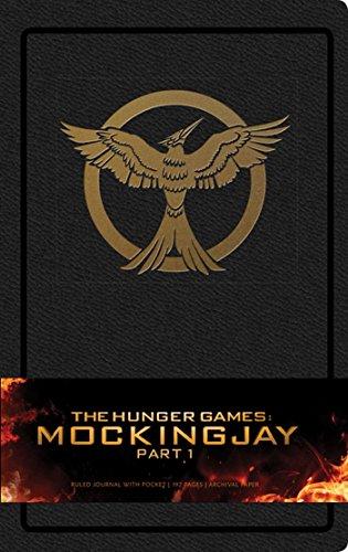 Hunger Games Mockingjay Ruled Journal