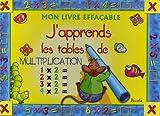 echange, troc Helen Nicolopoulos, Lisa Ashmore - J'apprends les tables de multiplication