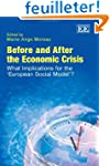 Before and After the Economic Crisis:...