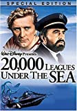20,000 Leagues Under the Sea [DVD] [1954] [Region 1] [US Import] [NTSC]