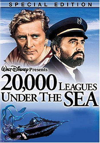 Cover art for  Disney's 20,000 Leagues Under The Sea (Two-Disc Special Edition)