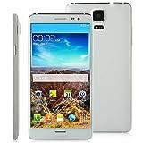 Star Note 3 N9000 5,7 Zoll (14,5 cm) 1280 x 720 IPS (16:9) HD Smartphone Handy - Dual SIM Karte (Unlocked Ohne Vertrag)