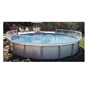 gli above ground pool fence add on kit c 2sect swimming pool safety products