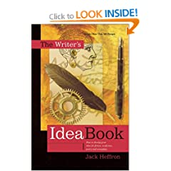 Image: Cover of The Writers Idea Book