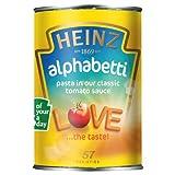 Heinz Alphabetti Spaghetti 6x400g