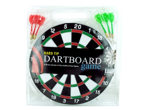 Dartboard Game with Darts - 1