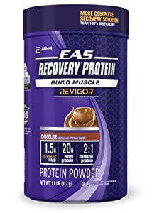 EAS Recovery Protein Powder, Chocolate, 1.8 Pound