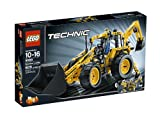 LEGO Technic Backhoe Loader (8069)