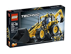 LEGO Technic Backhoe Loader 8069