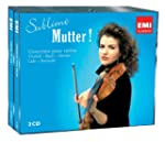 Sublime Mutter : Concertos pour violo...