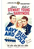 NEW Navy Blue & Gold (1937) (DVD)