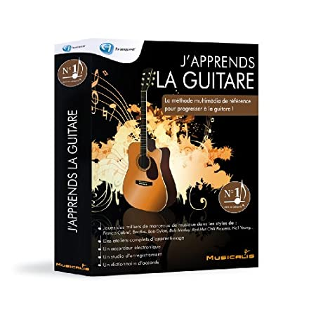 J'apprends la guitare