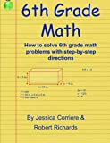img - for 6th Grade Math book / textbook / text book