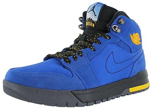 Jordan Air Nike 1 Trek Boots Casual Shoes 616344 Blue Size 10.5