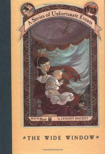 Cover of The Wide Window (A Series of Unfortunate Events #3)