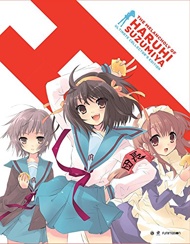 Melancholy of Haruhi Suzumiya: Ultimate Collector [Blu-ray]