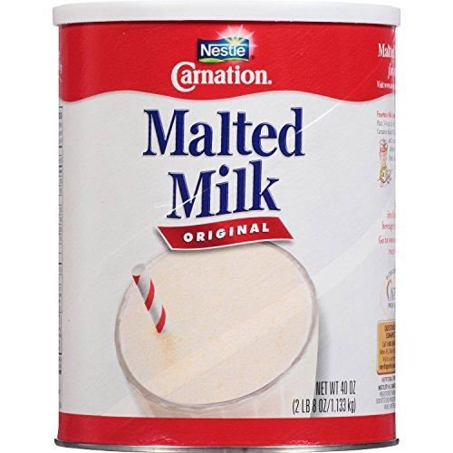 Carnation Malted Milk Classic / Original Flavor 40 Ounce Size (Soda Fountain Malt compare prices)