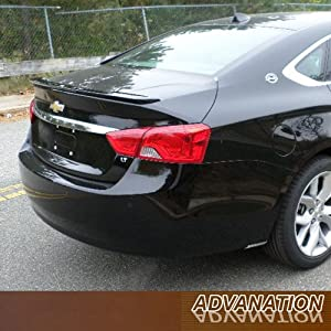 Impala Flush Mount On Trunk Tail Rear Spoiler Wing Primer Unpainted