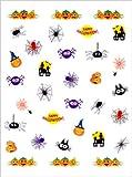 Joby nail stickers Halloween - HA-01