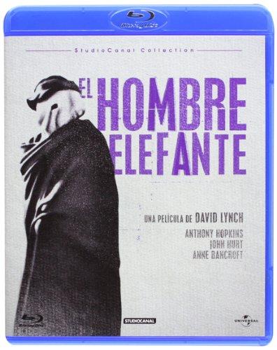 El Hombre Elefante [Blu-ray]