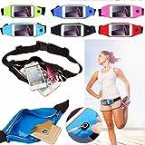iegeek-Multifunktional-Taille-Outdoor-Sport-Tasche-Pack-mit-Headset-Stecker-wasserdicht-und-reflektierend-fr-mobile-weniger-als-119-cm-mittel-hell-blau