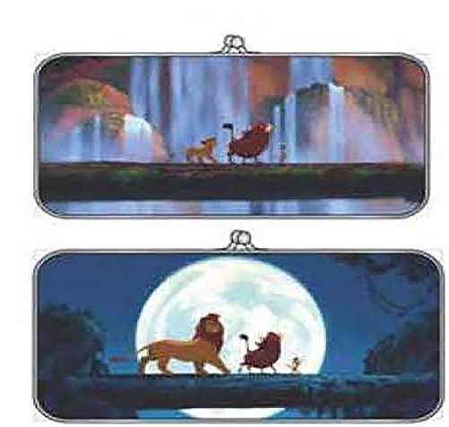 Disney The Lion King Simba Timon & Pumba Girls Money and Cards Pocket Wallet (The Lion King Merchandise compare prices)