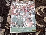 1977 10/8 Texas vs Oklahoma Football Program