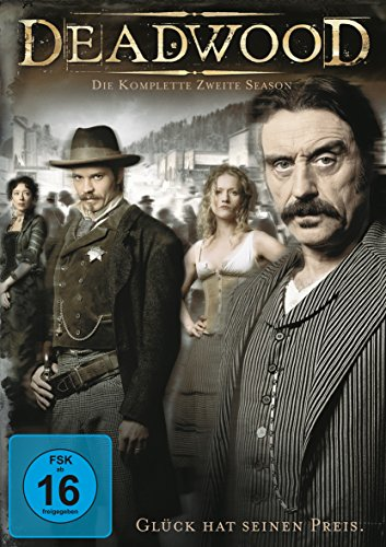 Deadwood - Season 2 [4 DVDs]