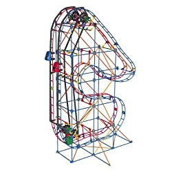K'NEX DOUBLESHOT ROLLER COASTER