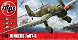 Airfix A05100 Junkers Ju-87B Stuka 1:48 Scale Series 5 Plastic Model Kit
