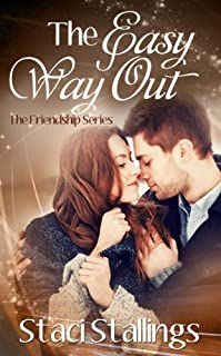 The Easy Way Out: A Contemporary Christian Romance Novel by Staci Stallings ebook deal
